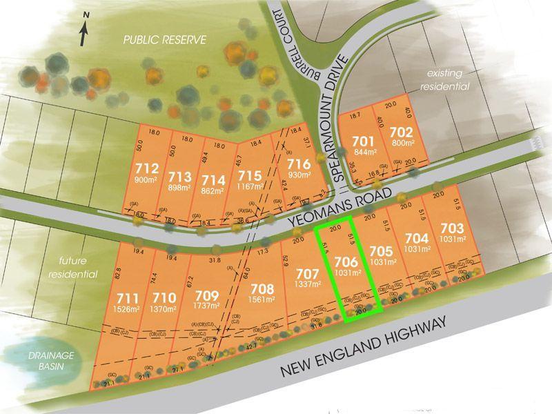 706 The Foothills Estate, Armidale NSW 2350, Image 0