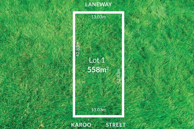 Picture of Lot 1/18 Karoo Street, SOUTH PERTH WA 6151