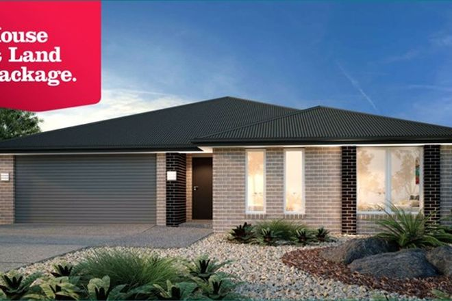 Picture of Lot 110 Harkness Road, MADDINGLEY VIC 3340