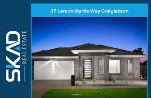 Picture of 37 Lemon Myrtle Way, Craigieburn VIC 3064