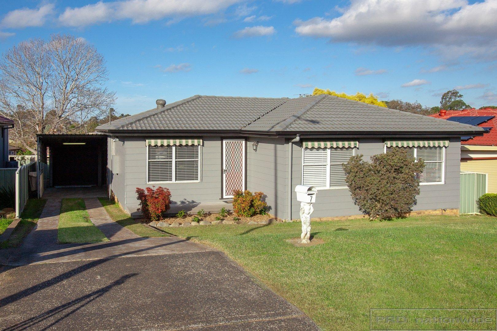7 Wolstenholme Street, Rutherford NSW 2320, Image 0