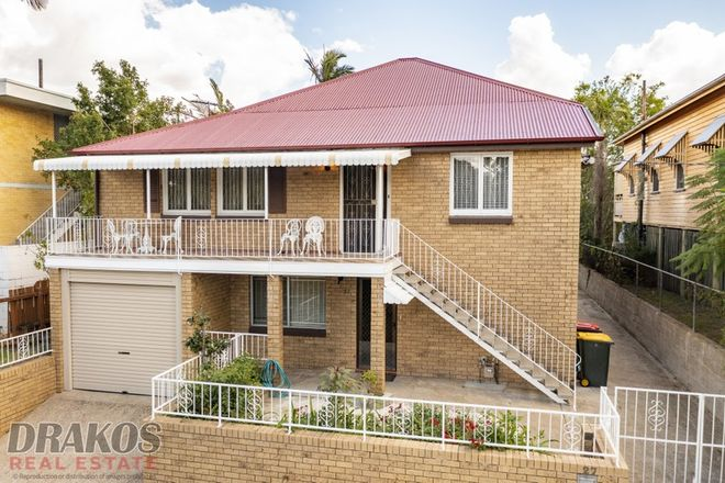Picture of 27 Dauphin Terrace, HIGHGATE HILL QLD 4101