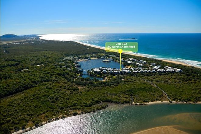 Picture of 102/80 North Shore Road, TWIN WATERS QLD 4564