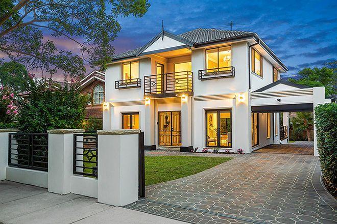 Picture of 27 Howard Street, STRATHFIELD NSW 2135