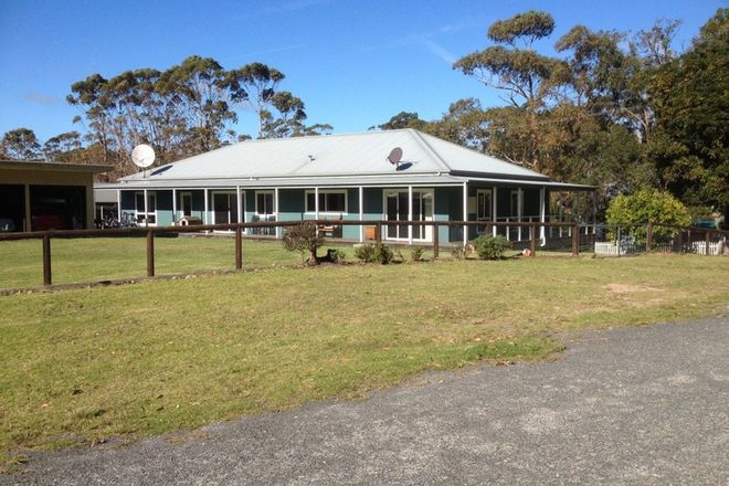 Picture of 1 Sydenham Inlet Road, BEMM RIVER VIC 3889