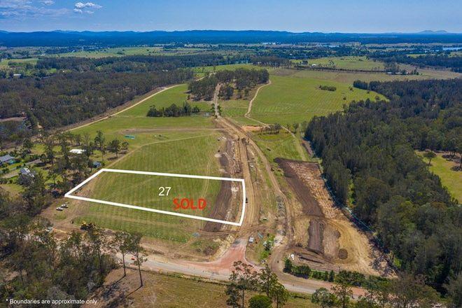 Picture of Lot 27 Verdun Drive, SANCROX NSW 2446