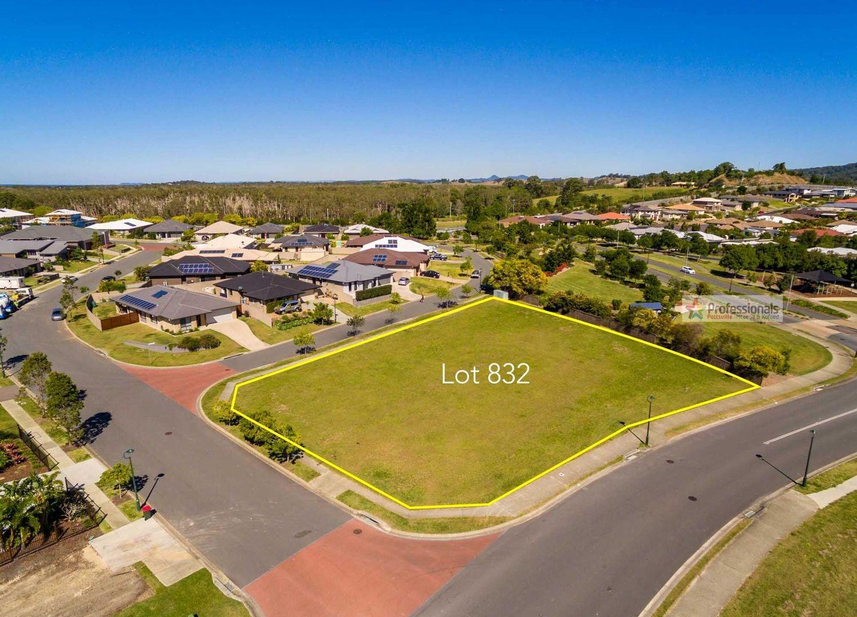 Lot 832 # 2-4 Watego Drive, Pottsville NSW 2489, Image 1