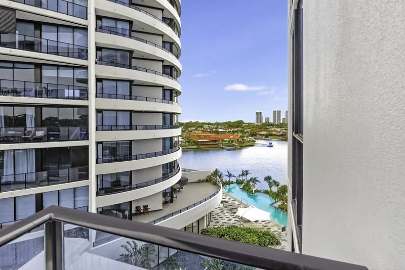 #2410/5 Harbourside Court, Biggera Waters QLD 4216, Image 0