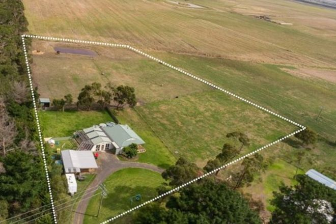 Picture of 39 Sharrock Road, WONTHAGGI VIC 3995