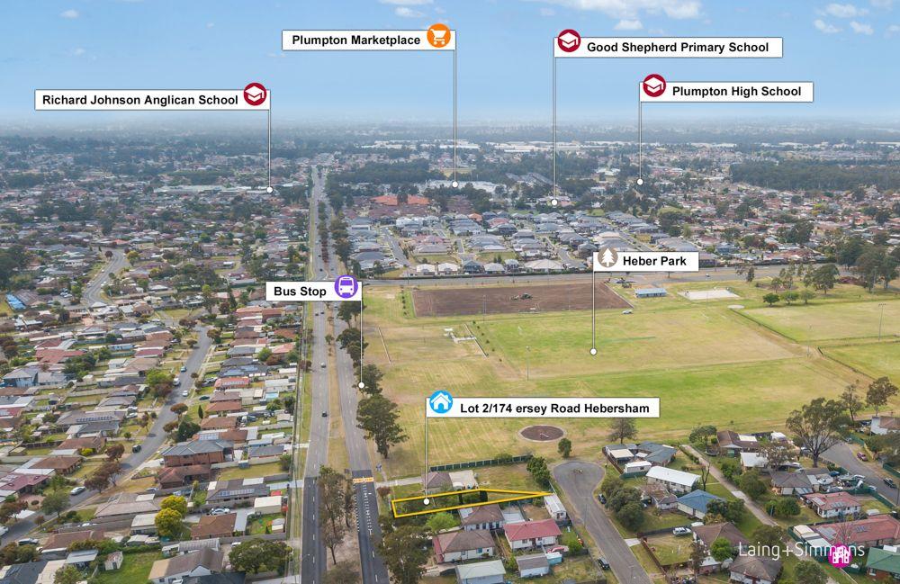 Lot 2-174 Jersey Road, Hebersham NSW 2770, Image 2