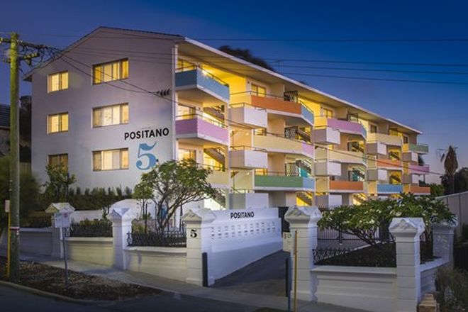 Picture of 4/5 Knutsford Street, FREMANTLE WA 6160