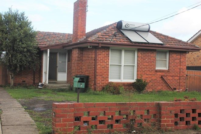 Picture of 3 Kinnaird St, JACANA VIC 3047
