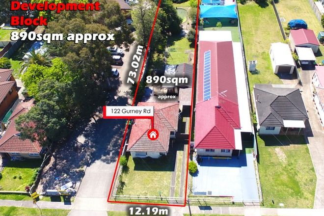 Picture of 122 Gurney Road, CHESTER HILL NSW 2162