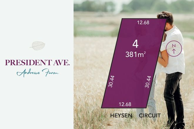 Picture of Lot 4 Heysen Circuit, ANDREWS FARM SA 5114