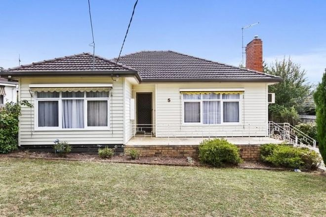 Picture of 5 Beresford Road, LILYDALE VIC 3140