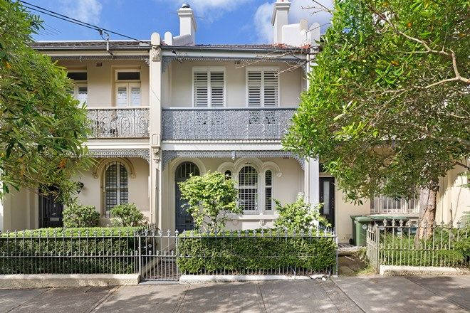 Picture of 52 Windsor Street, PADDINGTON NSW 2021