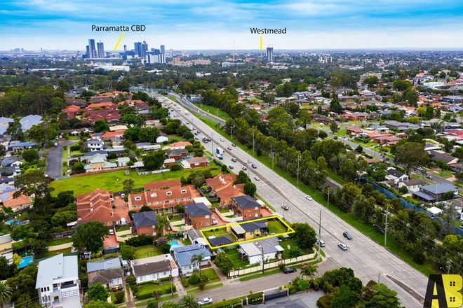 Picture of 247 Old Windsor Road, OLD TOONGABBIE NSW 2146