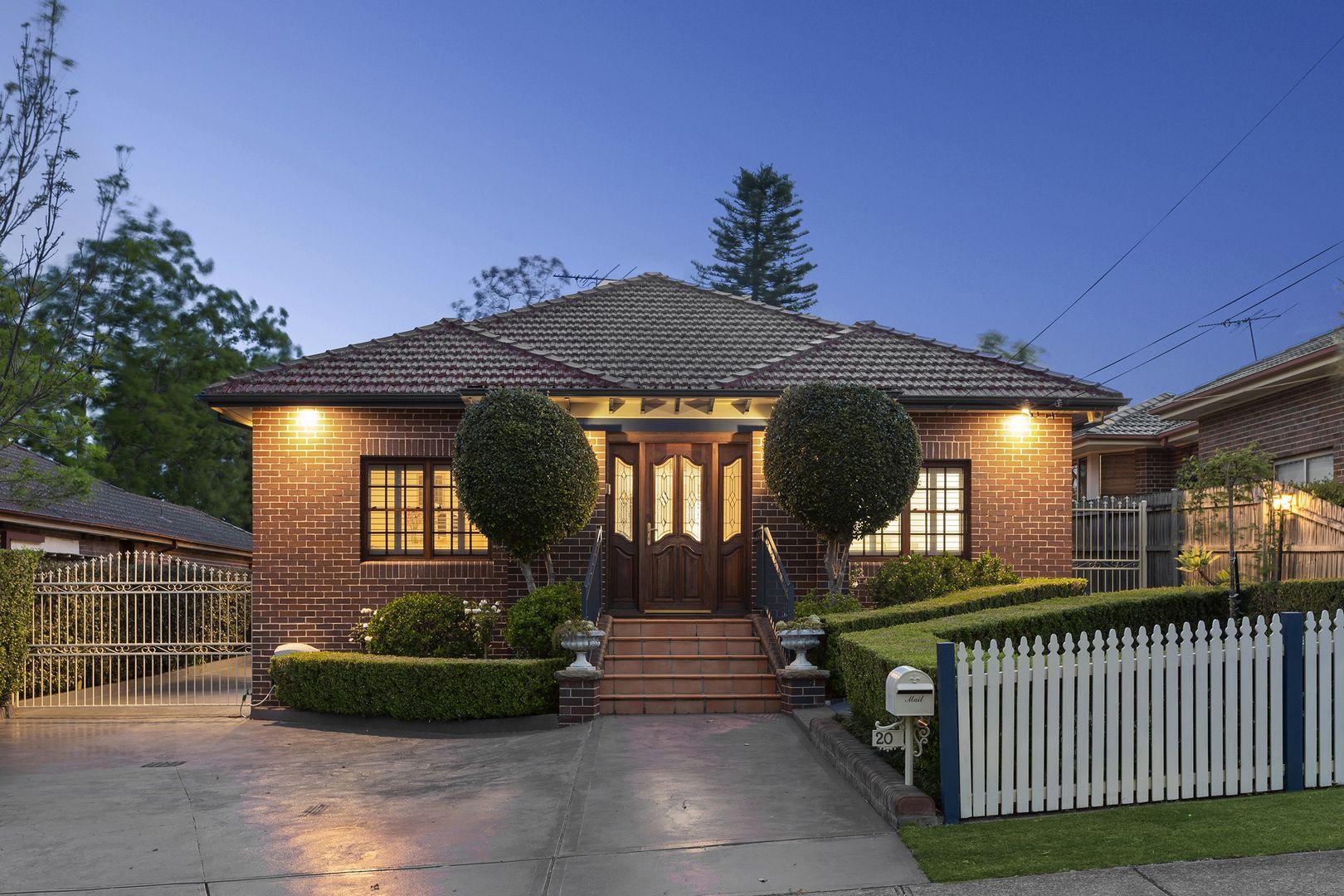 20 Fernvale Avenue, West Ryde NSW 2114, Image 0