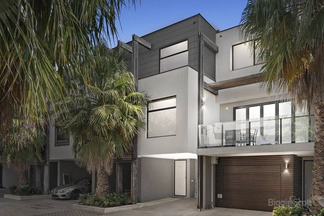 Picture of 18/149 Male Street, BRIGHTON VIC 3186