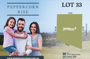 Picture of Lot 33 Peppercorn Way, Nicholson VIC 3882