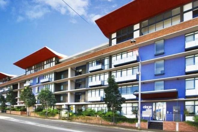 Picture of 52/10 Pyrmont Bridge  Road, CAMPERDOWN NSW 2050