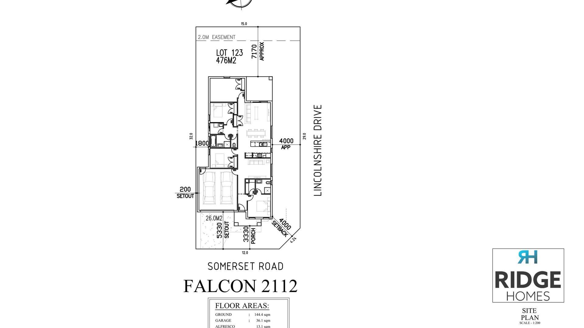 Lot 123 Somerset Road, Rockbank VIC 3335, Image 2