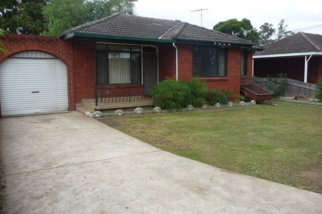 Picture of 8 Macleay Crescent, ST MARYS NSW 2760