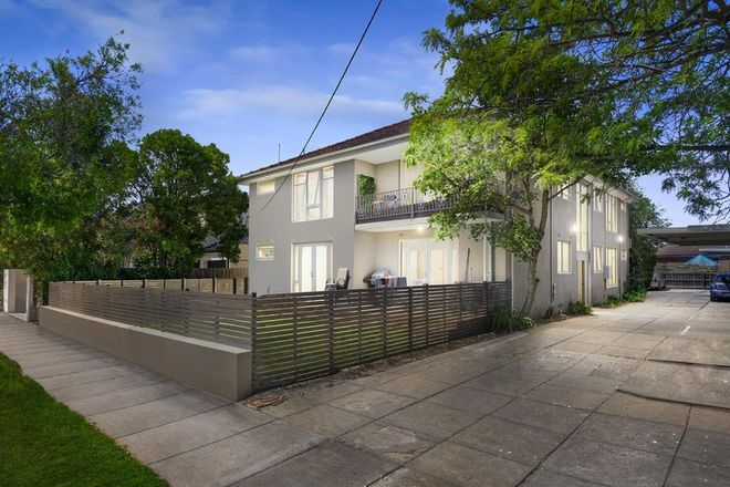 Picture of 6/14 Briggs Street, CAULFIELD VIC 3162