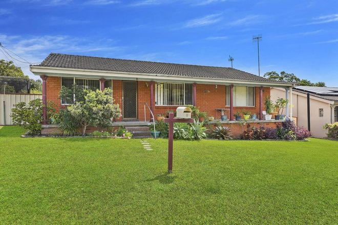 Picture of 8 Ruskin Row, KILLARNEY VALE NSW 2261
