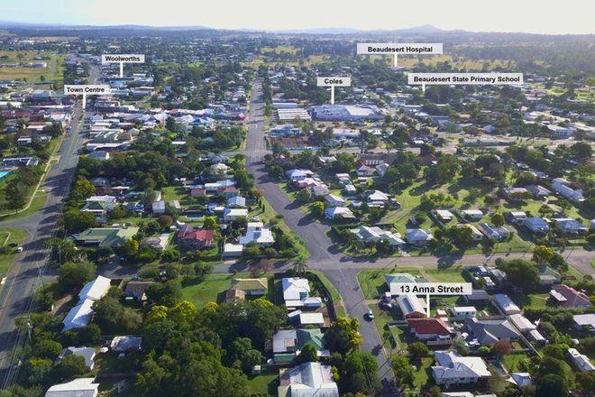 Picture of 13 Anna Street, BEAUDESERT QLD 4285