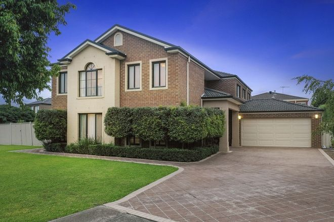 Picture of 4 Goulburn Way, TAYLORS LAKES VIC 3038