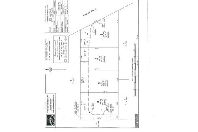Picture of Lot 1/2469 Logan Road, EIGHT MILE PLAINS QLD 4113