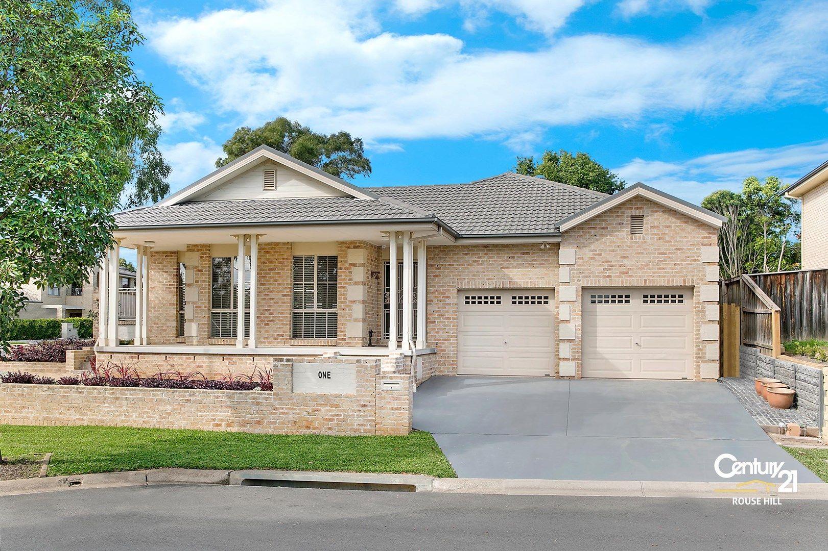 1 Purton Street, Stanhope Gardens NSW 2768, Image 0