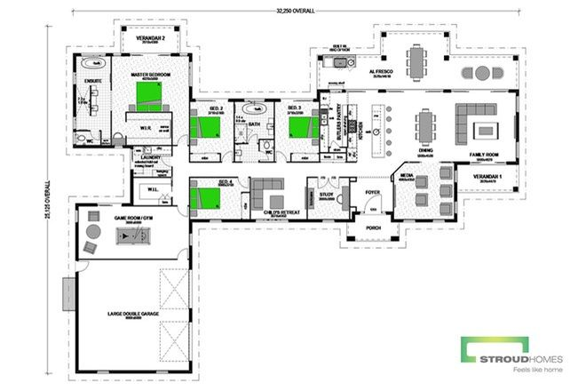 Picture of Lot 22 TILPAWAI DOWNS ESTATE, WOODFORD QLD 4514