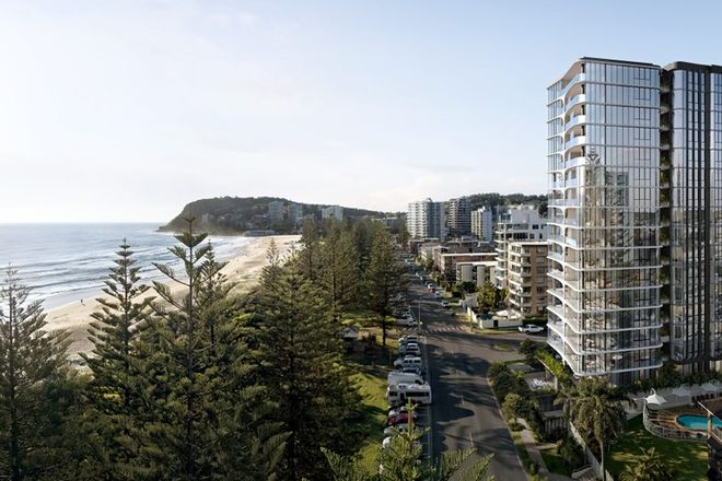 Picture of 602/88 The Esplanade, BURLEIGH HEADS QLD 4220