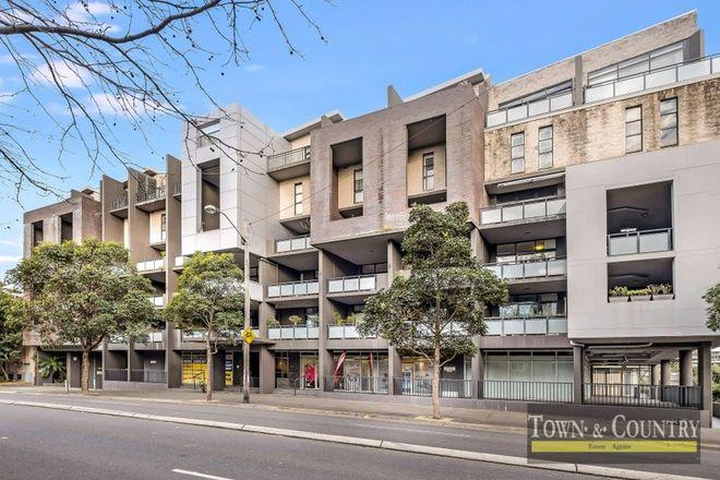 Picture of 71/52-54 MCEVOY STREET, WATERLOO NSW 2017
