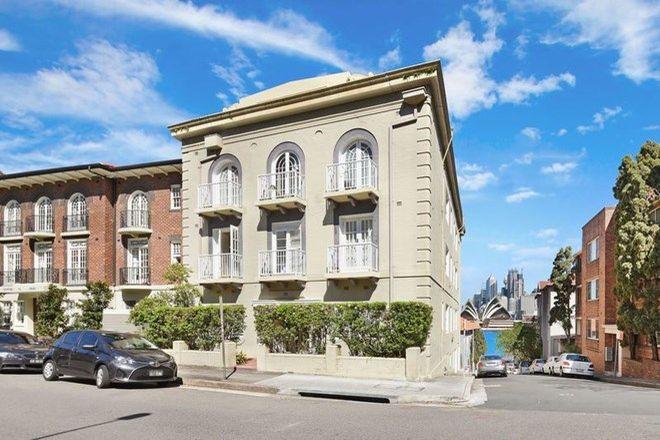 Picture of 13/101 Kirribilli  Avenue, KIRRIBILLI NSW 2061