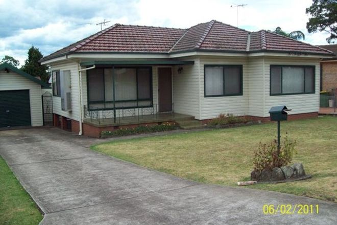 Picture of 49 Marsden  Road, ST MARYS NSW 2760