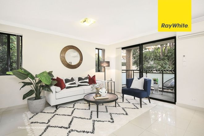Picture of 1/33 Mary Street, LIDCOMBE NSW 2141