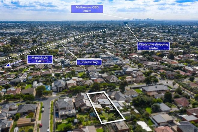 Picture of 50 Highland Avenue, OAKLEIGH EAST VIC 3166