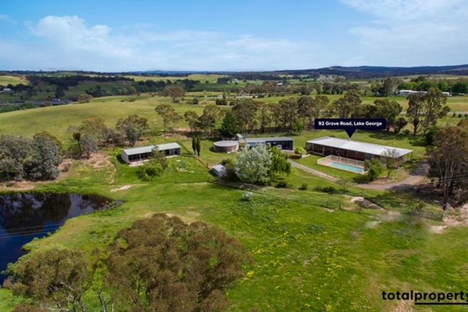 Picture of 92 Grove Road, LAKE GEORGE NSW 2581