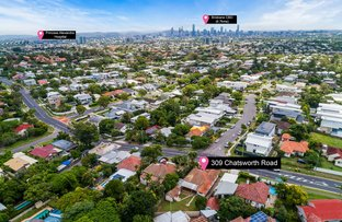 Picture of 309 CHATSWORTH ROAD, Coorparoo QLD 4151