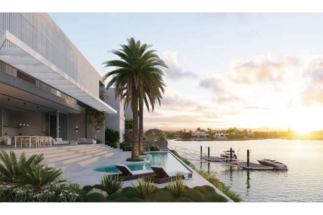 Picture of 34 MCILWAIN DRIVE, MERMAID WATERS, QLD 4218
