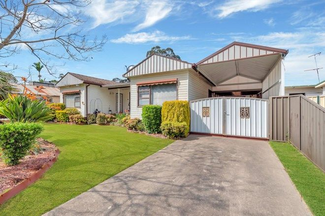 Picture of 136 Chifley Street, WETHERILL PARK NSW 2164