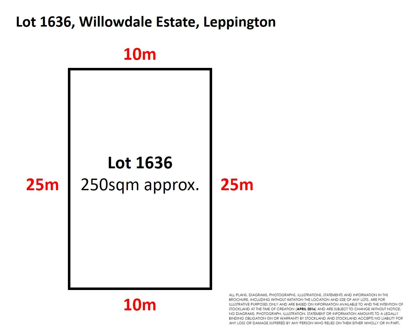 1636 Willowdale, Stage 15A, Leppington NSW 2179, Image 1