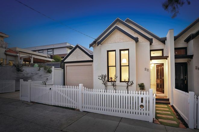 Picture of 22 Loch Street, HAWTHORN EAST VIC 3123
