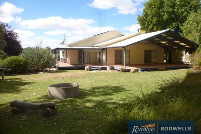 Picture of 59 Tobacco Road, LEDCOURT VIC 3385