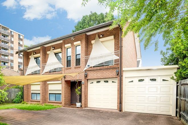 Picture of 100 Wentworth Road, BURWOOD NSW 2134
