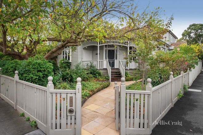 Picture of 1 Vivian Grove, HAWTHORN VIC 3122