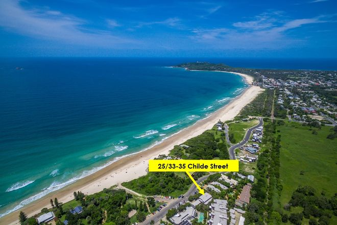 Picture of 25/33-35 Childe Street, BYRON BAY NSW 2481